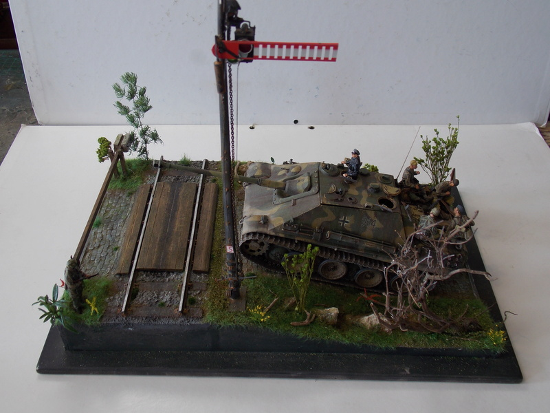 Jagdpanther early (DRAGO 1/35)+ fallschirmmjager  - Page 5 Dscn6382
