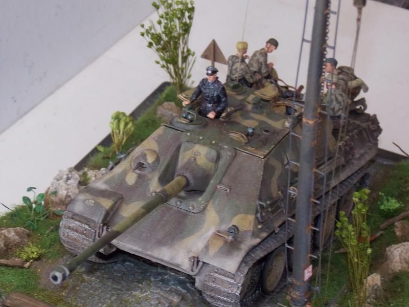 Jagdpanther early (DRAGO 1/35)+ fallschirmmjager  - Page 5 Dscn6391