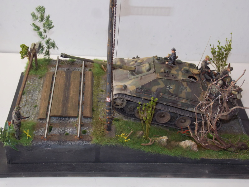 Jagdpanther early (DRAGO 1/35)+ fallschirmmjager  - Page 5 Dscn6392