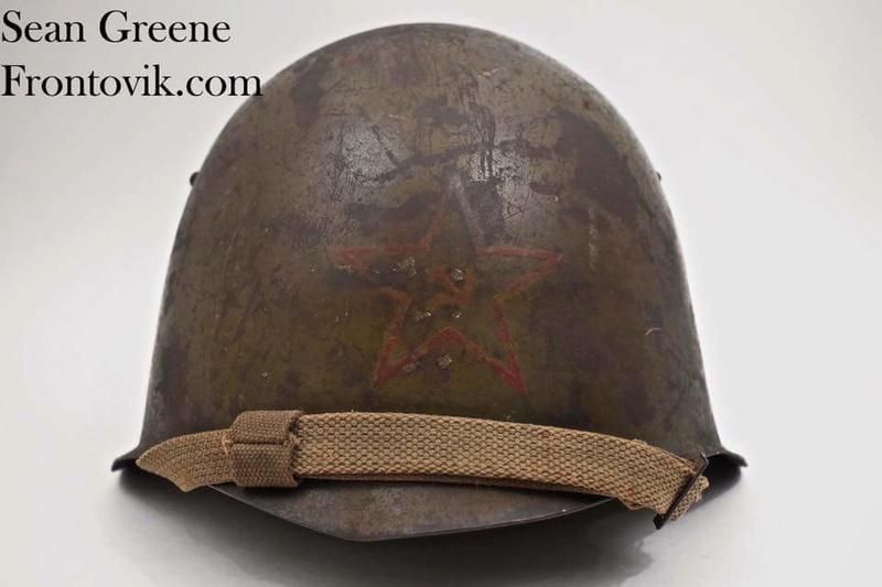 Casque Soviet Ssh39 Fb_img31