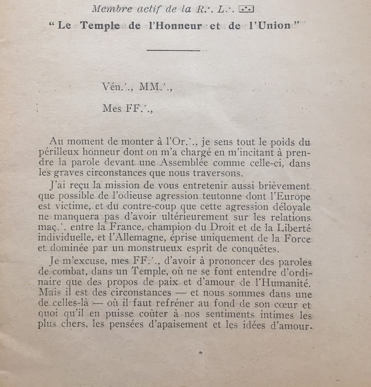 Ouvrage de la franc maçonnerie sur les atrocités teutonnes daté de 1915 Img_e212