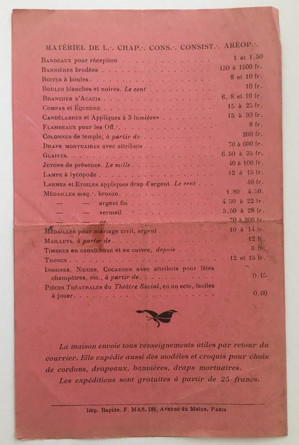 Ouvrage de la franc maçonnerie sur les atrocités teutonnes daté de 1915 Img_e213