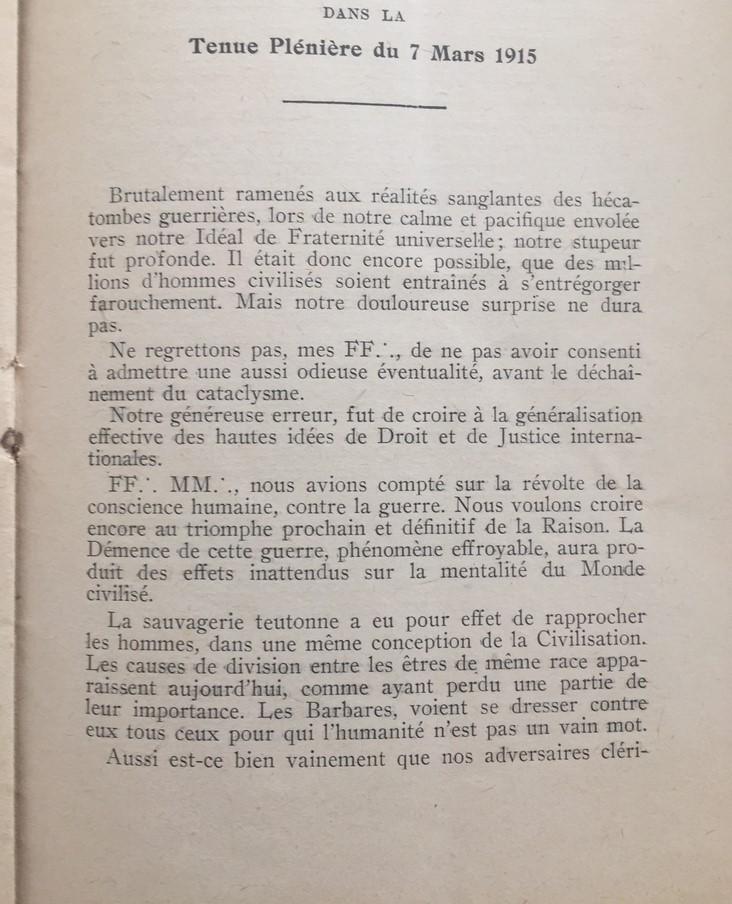 Ouvrage de la franc maçonnerie sur les atrocités teutonnes daté de 1915 Img_e216