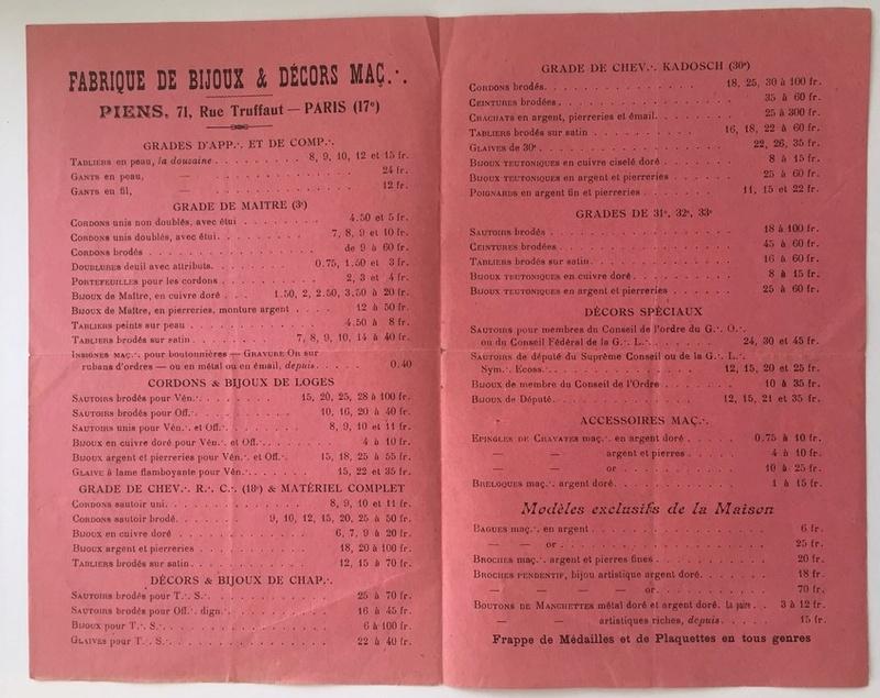 Ouvrage de la franc maçonnerie sur les atrocités teutonnes daté de 1915 Img_e217