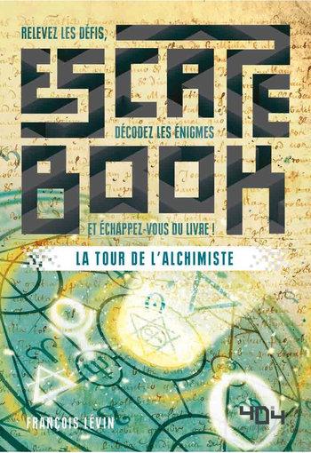 Escape Book 01 - La Tour de l'Alchimiste Couves10