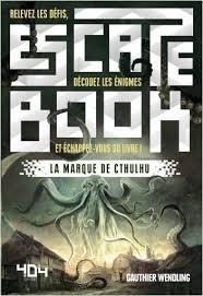 Escape Book 05 - La Marque de Cthulhu Index10