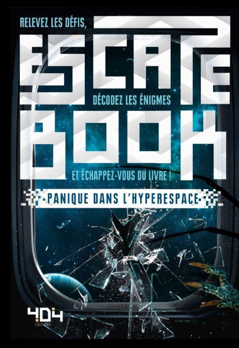 Escape Book 06 - Panique dans l'Hyperespace Paniqu11