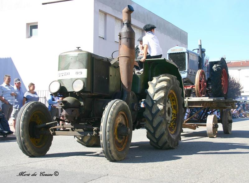 Vieux tracteurs à St Girons - Ariege - Img_2811