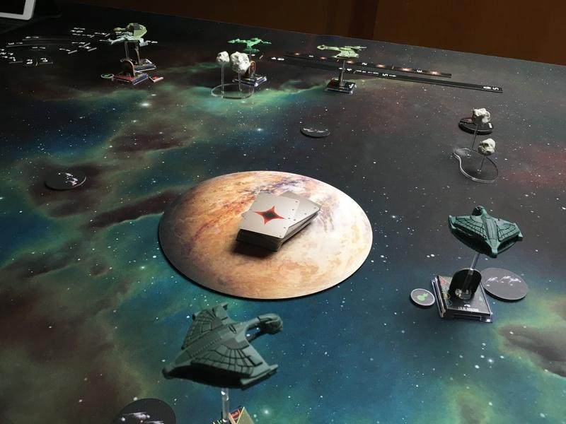 [130] Klingonen attackieren Romulaner bei Iconia 03cdf810