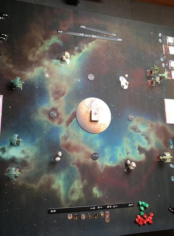 [130] Klingonen attackieren Romulaner bei Iconia 8337e610