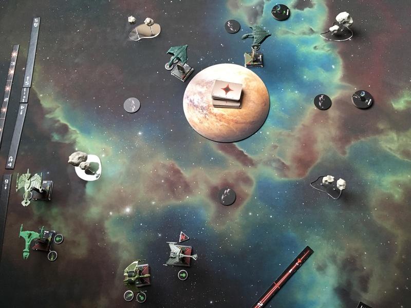 [130] Klingonen attackieren Romulaner bei Iconia Fc8a0610
