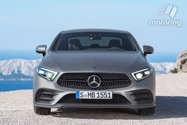 2018 - [Mercedes] CLS III  - Page 4 48c99410