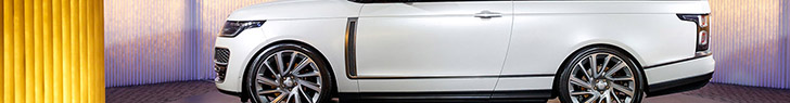 2019 - [Land Rover] Range Rover SV Coupé  - Page 2 7921b410