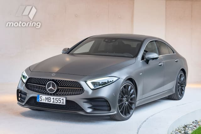 2018 - [Mercedes] CLS III  - Page 4 826fee10