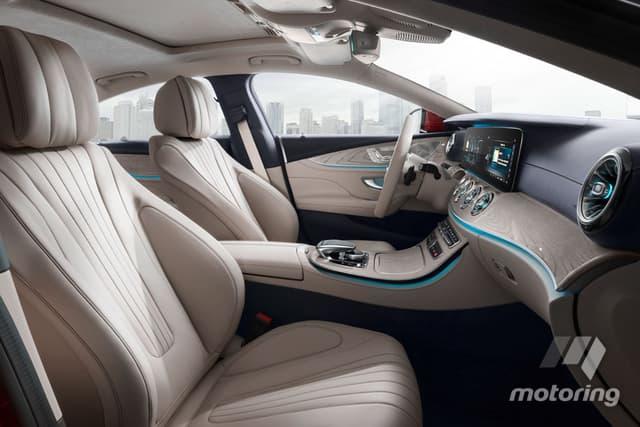 2018 - [Mercedes] CLS III  - Page 4 C05d6c10