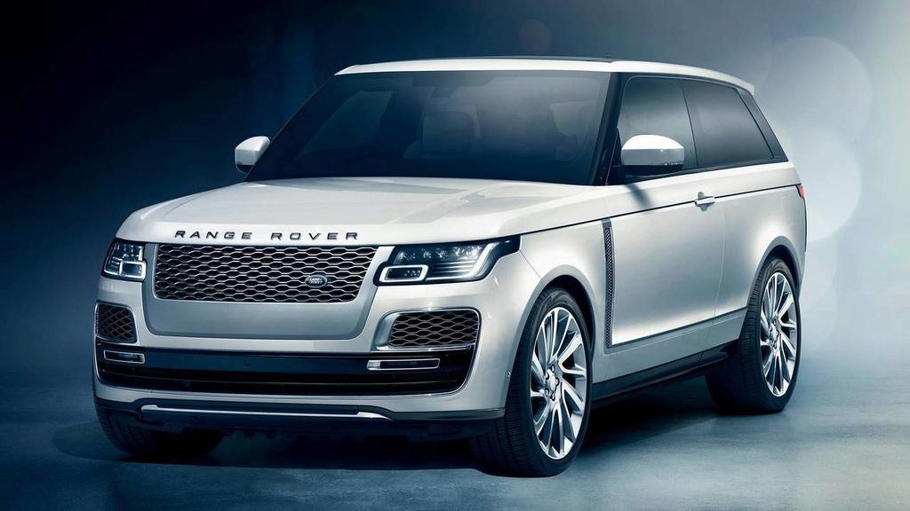 2019 - [Land Rover] Range Rover SV Coupé  - Page 2 C8082710