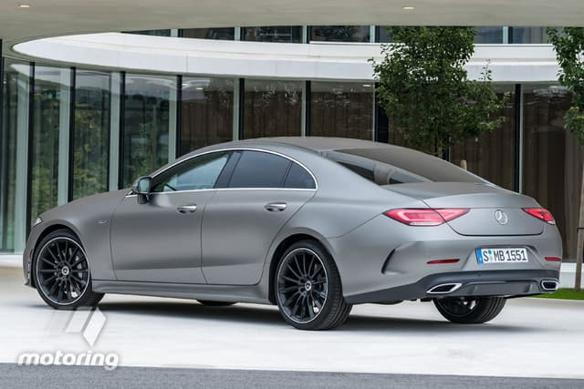 2018 - [Mercedes] CLS III  - Page 4 Fd0ccb10