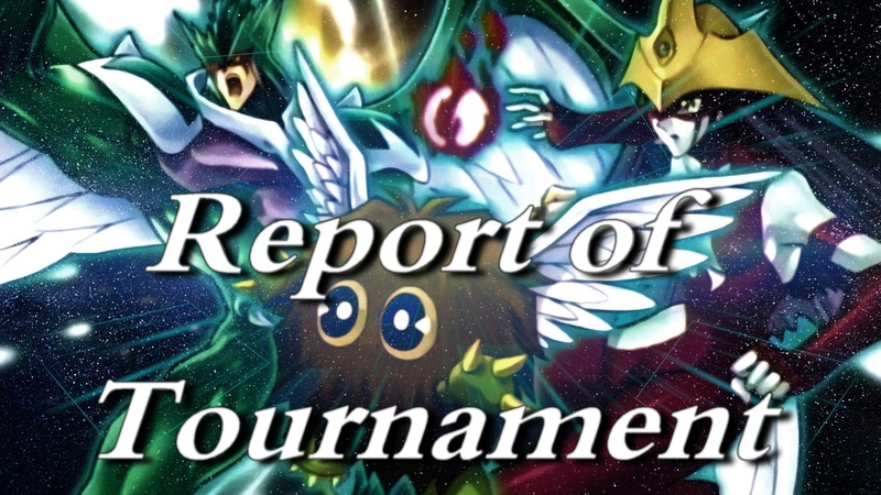 Report of Tournament Bg211