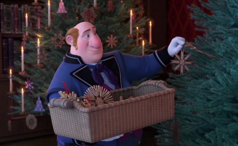 [Moyen-Métrage Walt Disney] Joyeuses Fêtes avec Olaf (2017) - Page 14 111