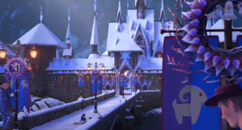 [Moyen-Métrage Walt Disney] Joyeuses Fêtes avec Olaf (2017) - Page 14 Julboc10