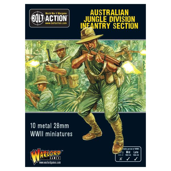 [Vente] 28mm Australiens WW2 et Halftrack US Warlord Games 27750510