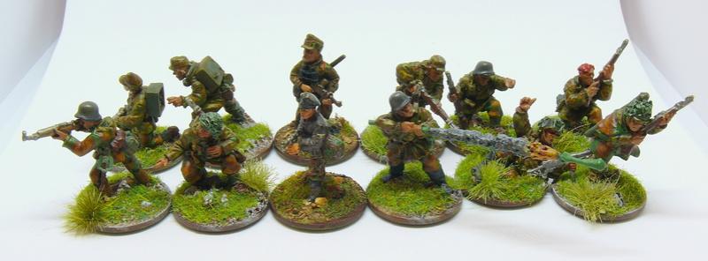 [Vente] 28mm WW2 : Groupe de combat SS fin de guerre. Warlord Games P1340613