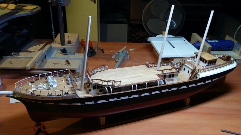 3-mâts barque Belem (Plan 1/75°) de rico67 - Page 5 20180137