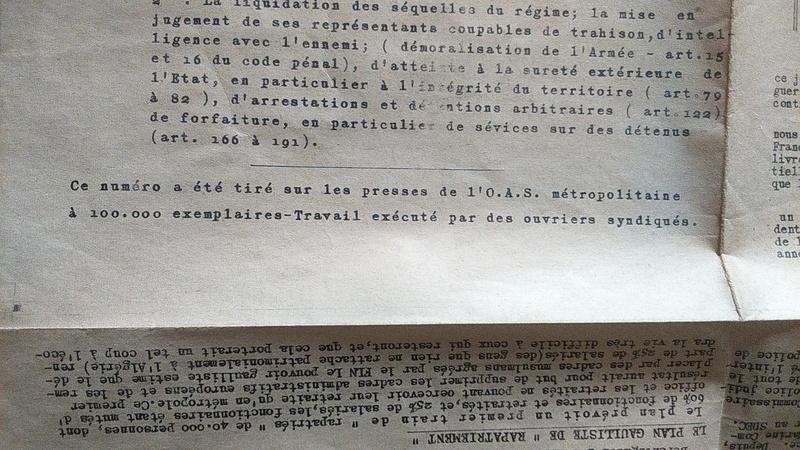 Journal Appel de la France (O.A.S) Dsc_0346