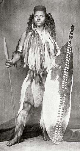 Conquêtes Zulus Zoulou10