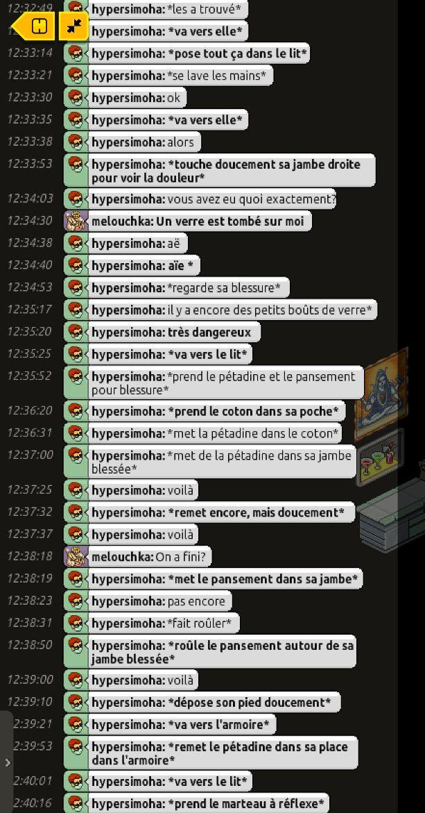 [C.H.U] rapport d'action RP d'hypersimoha G4qq1j11