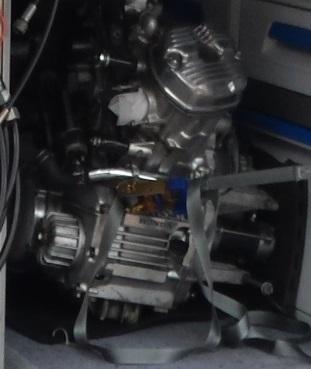 nur ein Zylinder läuft - ratlos! 20161110