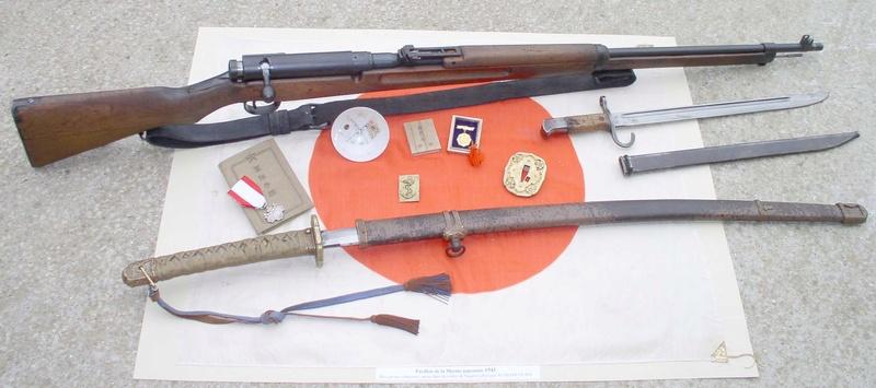 BANZAI: le fusil japonais ARISAKA type 38 - Page 2 110