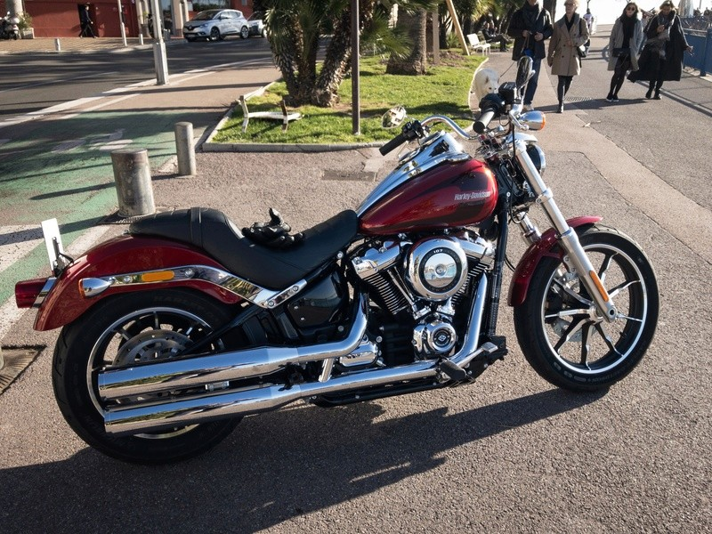 Que choisir: Dyna Low Rider 103 ou Softail Low Rider 107? - Page 6 Apc_0214