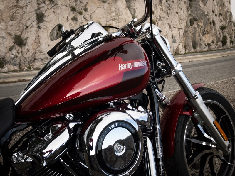 Que choisir: Dyna Low Rider 103 ou Softail Low Rider 107? - Page 4 Apc_0216