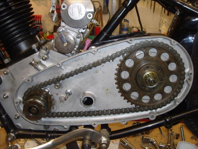 Restauration BSA Sloper compé-client Sdc15313
