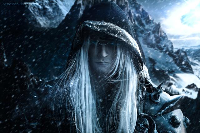 Pergamino de Personaje Legendario: Lørd Cørvhø. Boros14