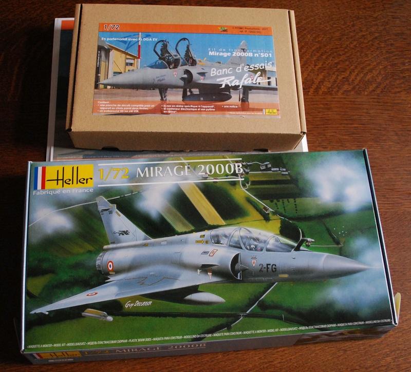 Mirage 2000B Banc d'essai Rafale 1/72 Heller/FFSMC 2017 2000b_11