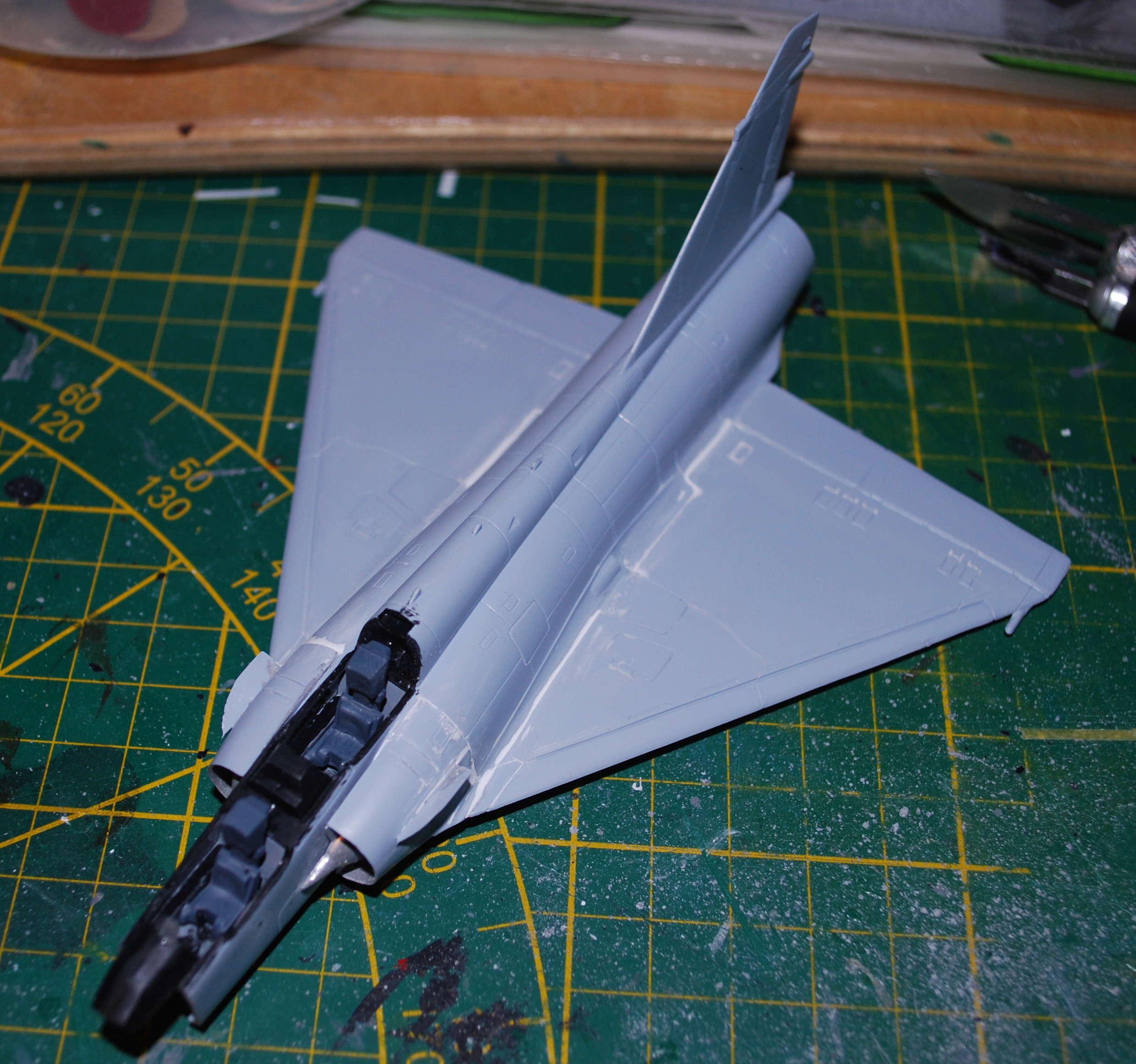 Mirage 2000B Banc d'essai Rafale 1/72 Heller/FFSMC 2017 2000b_18