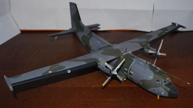 Transall C-160G GABRIEL [Heller, 1/72] Dsc_0019