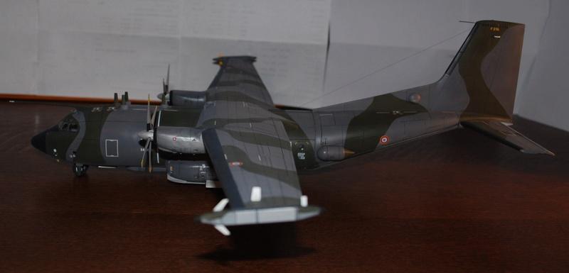 Transall C-160G GABRIEL [Heller, 1/72] Dsc_0020
