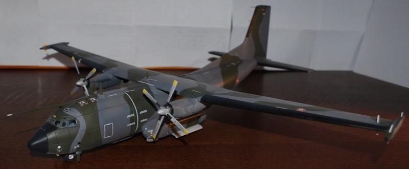 Transall C-160G GABRIEL [Heller, 1/72] Dsc_0021