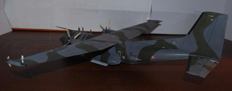 Transall C-160G GABRIEL [Heller, 1/72] Dsc_0023
