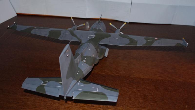 Transall C-160G GABRIEL [Heller, 1/72] Dsc_0024