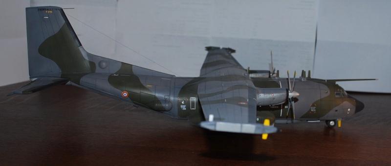 Transall C-160G GABRIEL [Heller, 1/72] Dsc_0025