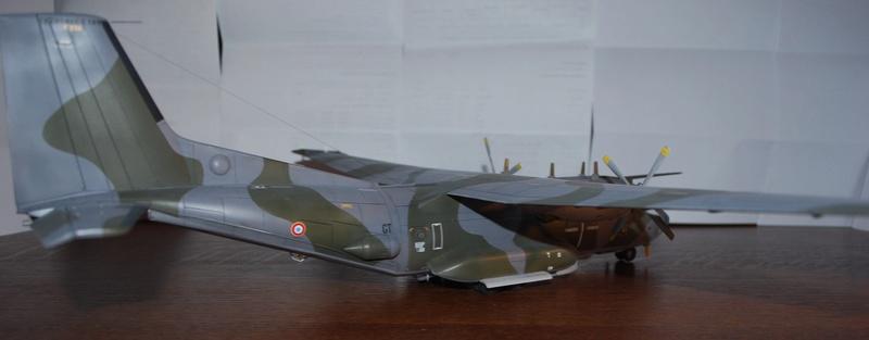 Transall C-160G GABRIEL [Heller, 1/72] Dsc_0028