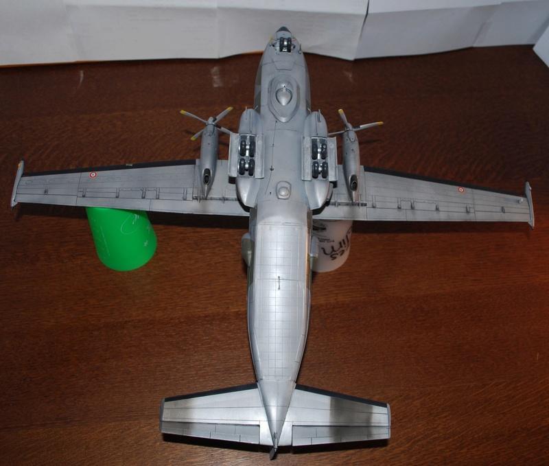 Transall C-160G GABRIEL [Heller, 1/72] Dsc_0029
