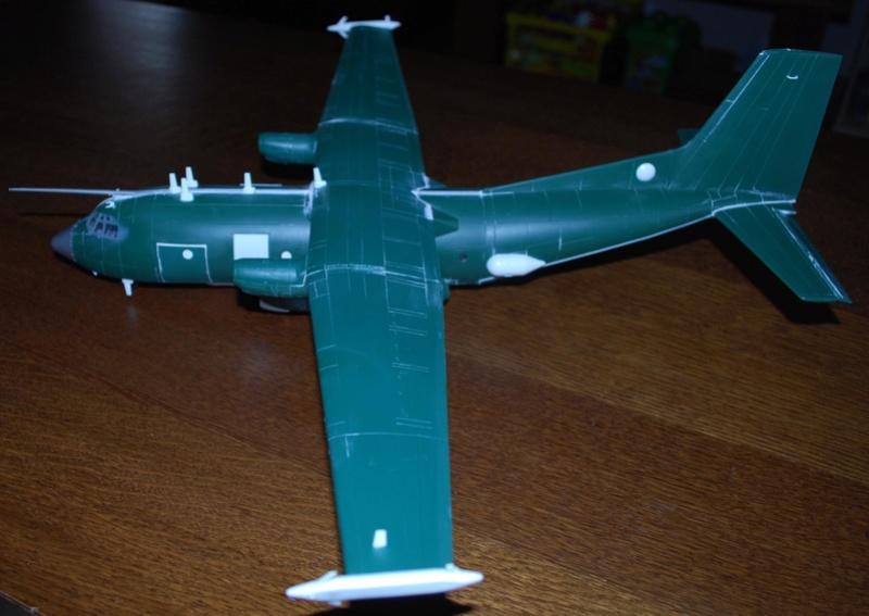 1/72 Heller Transall C-160G Gabriel - Page 4 Transa50