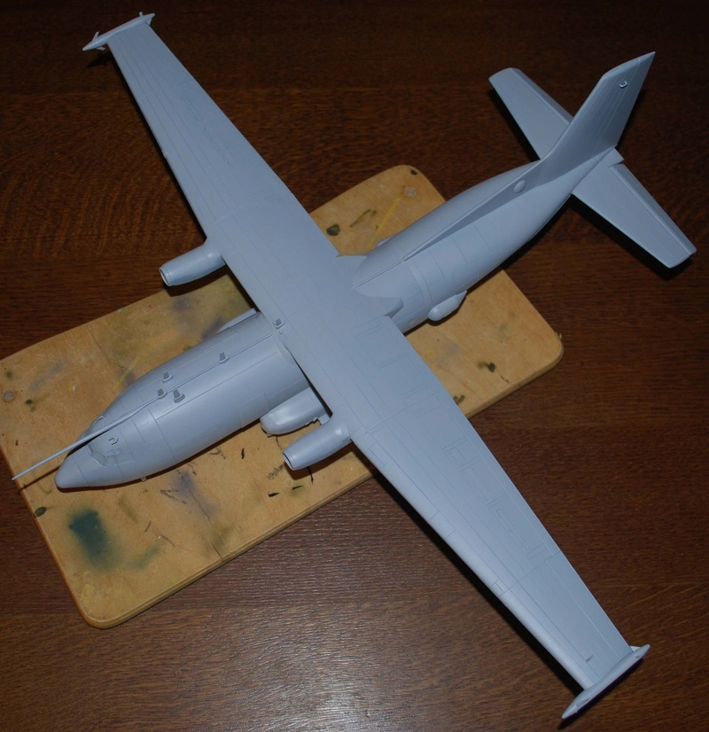 1/72 Heller Transall C-160G Gabriel - Page 4 Transa54