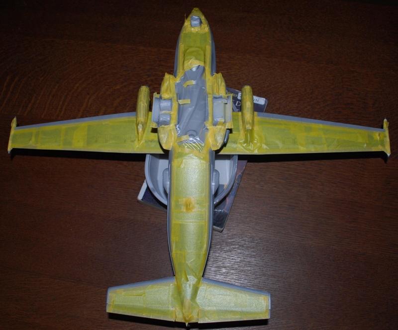 1/72 Heller Transall C-160G Gabriel - Page 5 Transa58