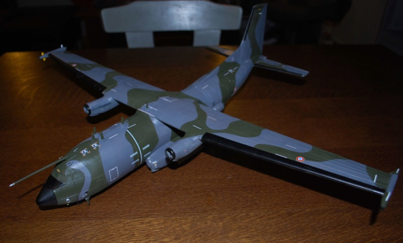 1/72 Heller Transall C-160G Gabriel - Page 5 Transa71